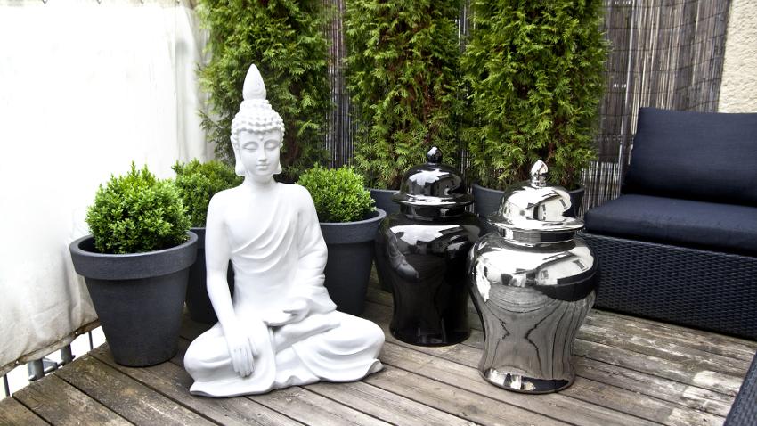 Terrazas zen armon a y sencillez westwing for Terraza de arte y decoracion