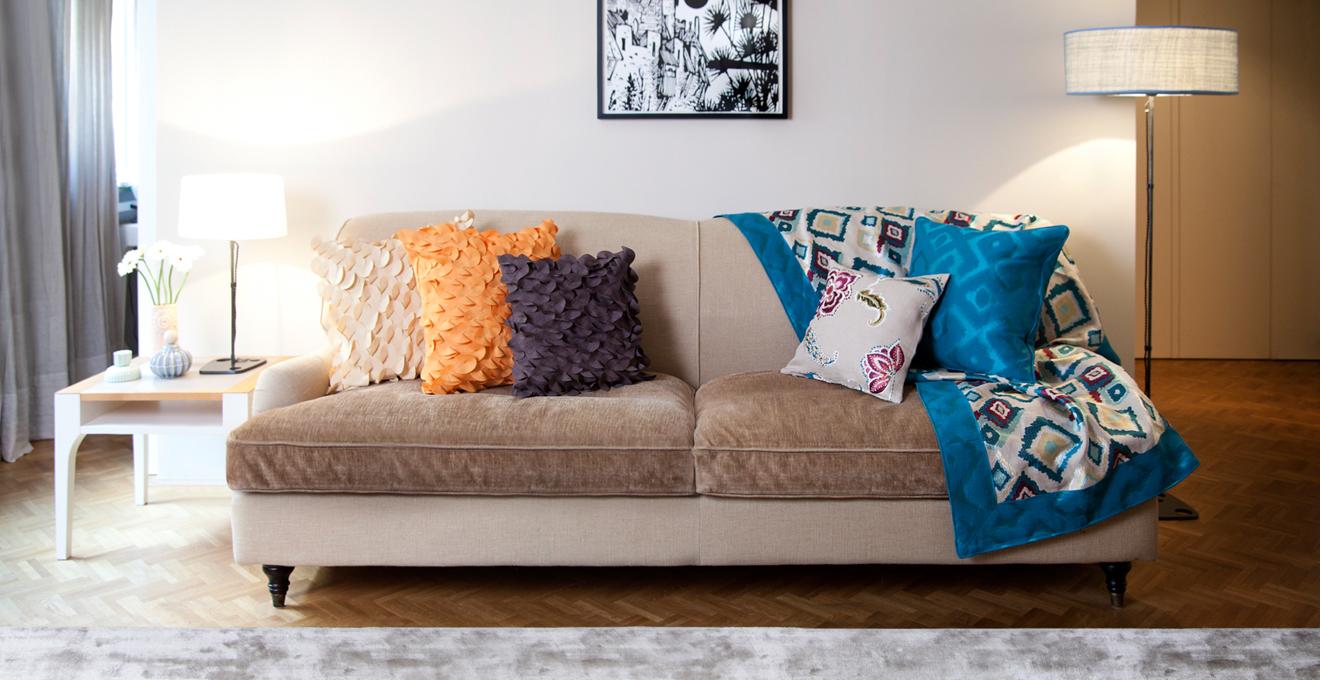 Cojines decorativos: dale color a tu casa | WESTWING