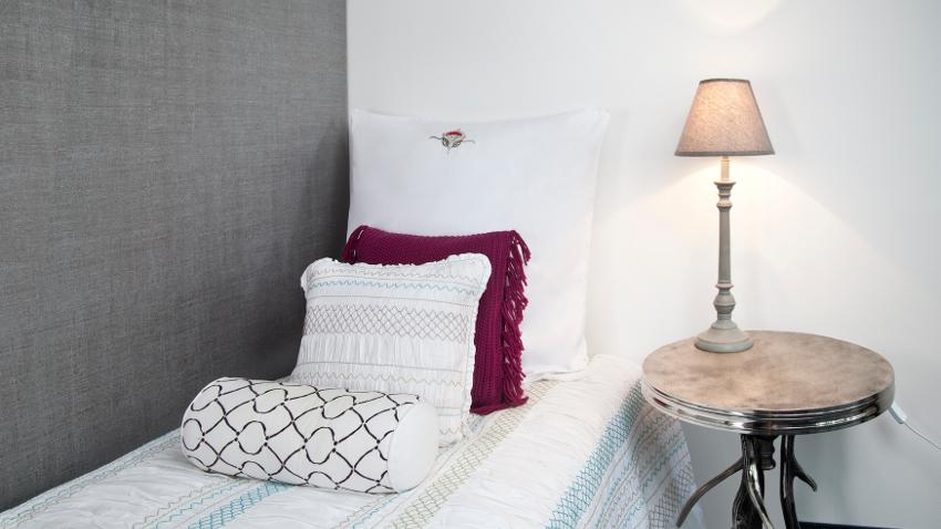 Cojines para cama