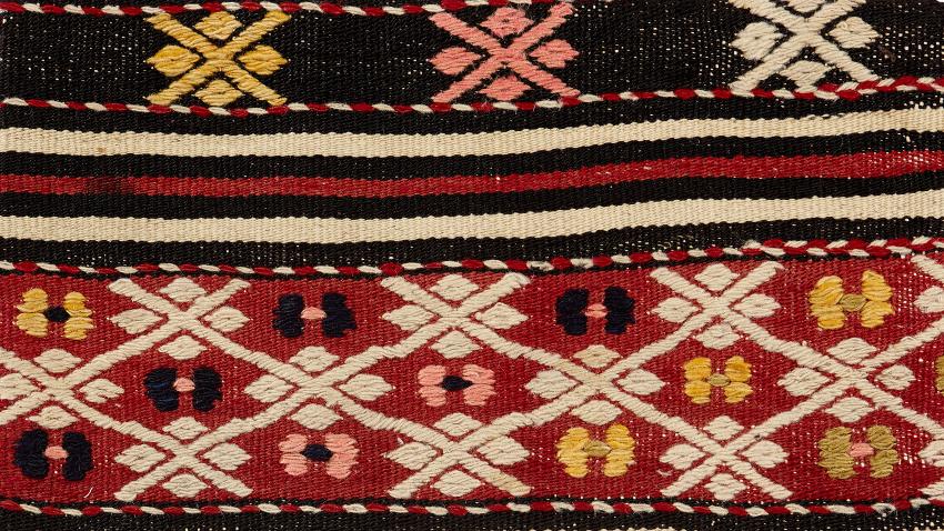 Cojines kilim