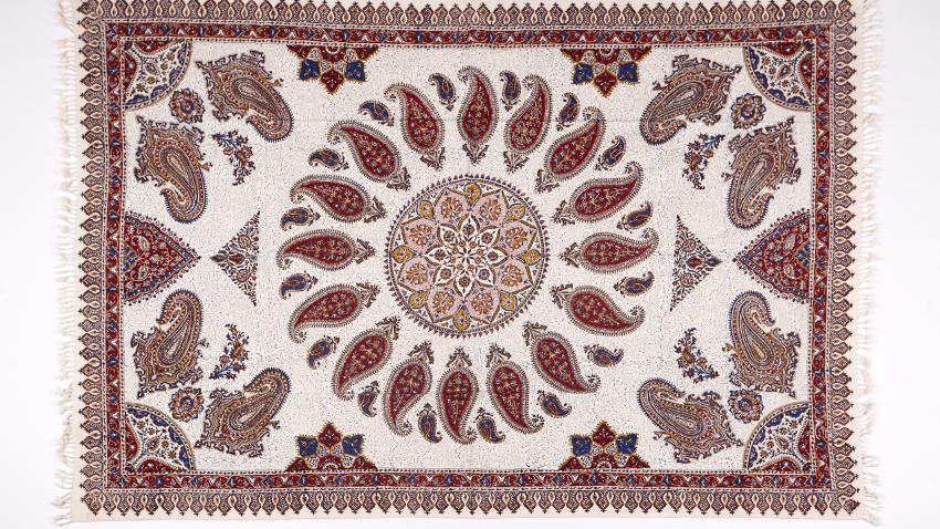 Manteles kilim