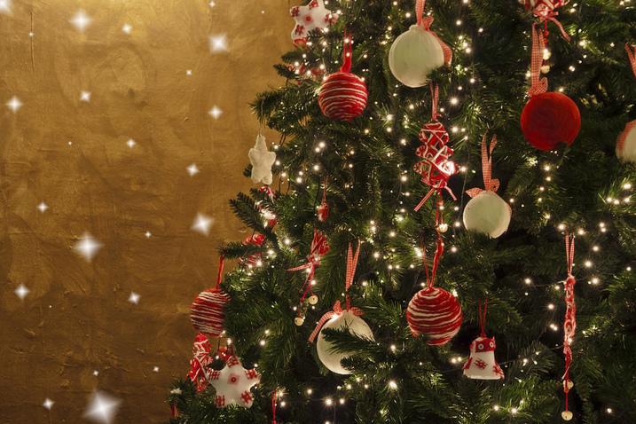 Luces para rbol de navidad magia en casa westwing - Arbol de navidad hecho de luces ...
