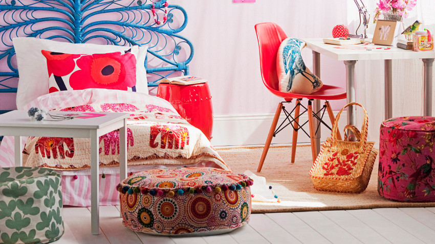 Dormitorio de colores, ideas para probar