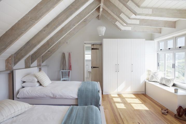 Dormitorio abuhardillado refugio con encanto westwing for Abuhardillado