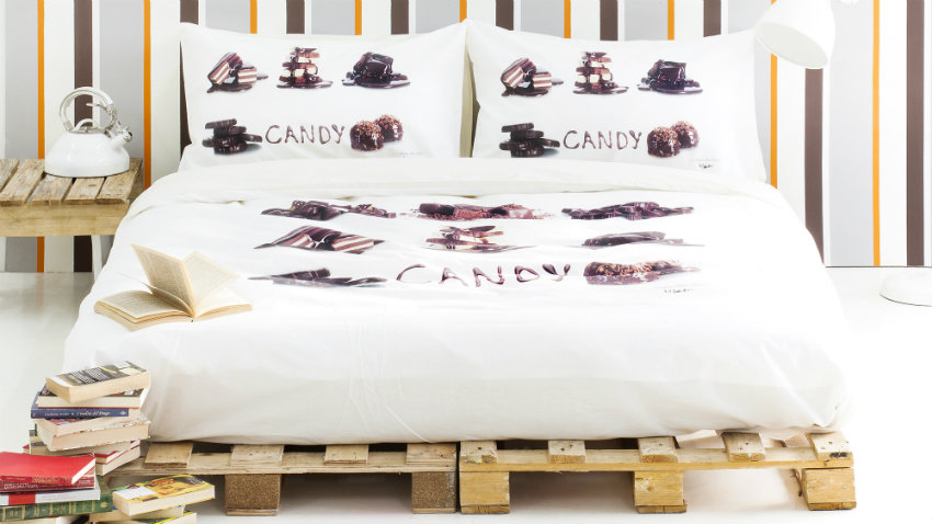 Cabeceros con palets un diy decorativo westwing - Cabeceros de cama con palets ...