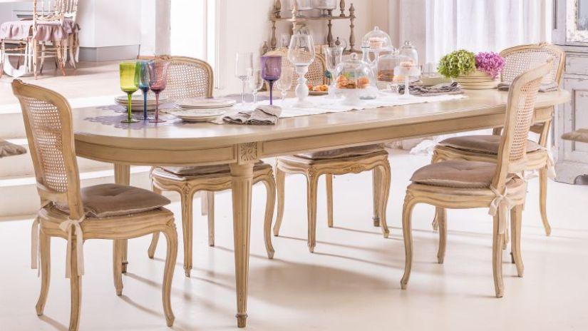 Comedor de estilo barroco lujo y elegancia westwing for Mesas y sillas para salon