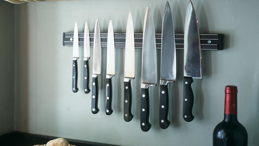 Cuchillo para deshuesar