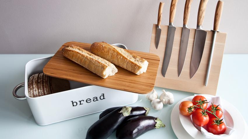 Tabla para pan