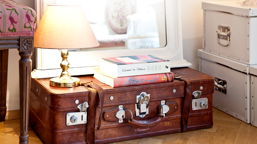 Ba les modernos multifuncional y decorativo westwing - Baules decorativos ...