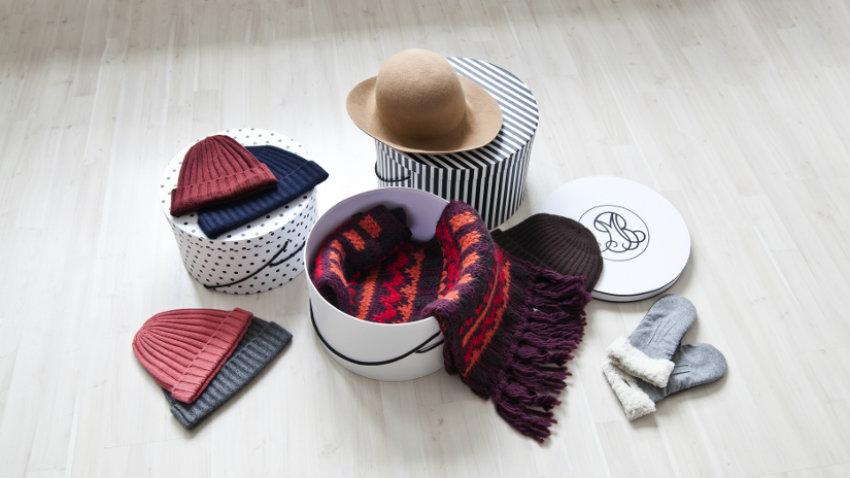 Bufandas para niños