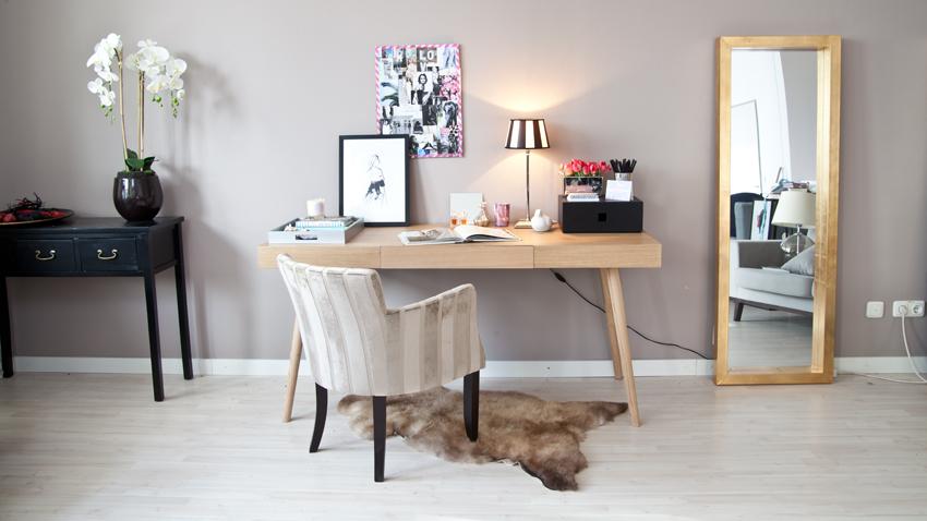 escritorio a medida una mesa de trabajo para ti westwing. Black Bedroom Furniture Sets. Home Design Ideas