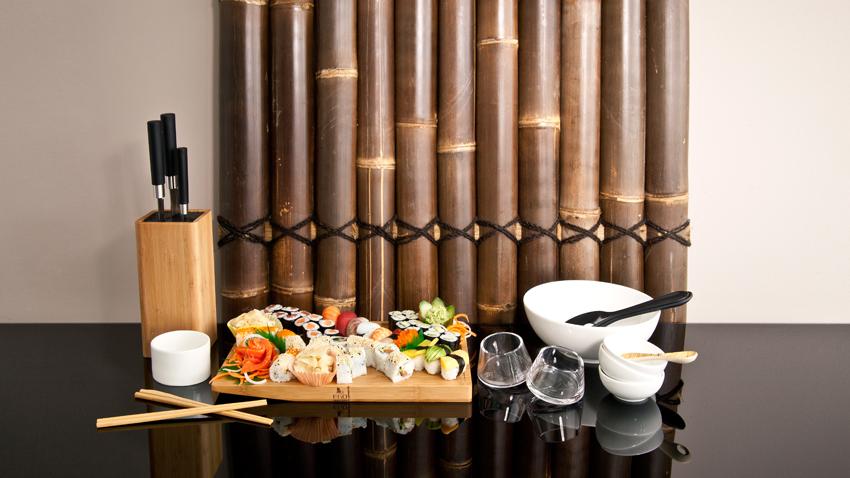 Bandejas para sushi gastronom a japonesa westwing for Menaje cocina japonesa