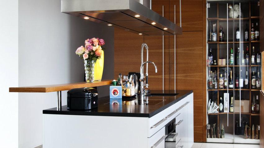 Bodegas modernas elegantes y sofisticadas westwing - Decoracion bodegas modernas ...