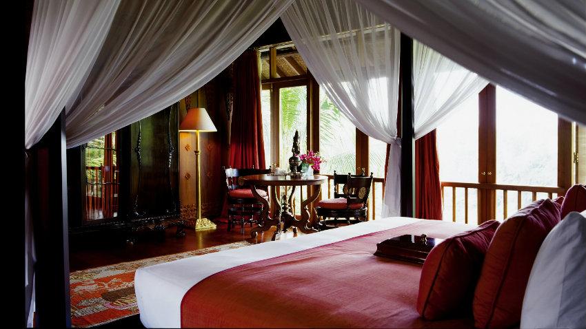 Dormitorio rojo, ideas para decorarlo