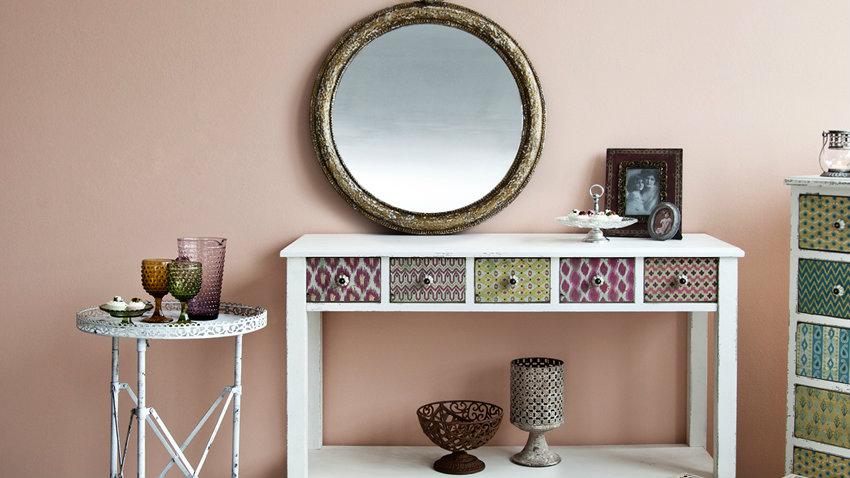 Espejos de bronce