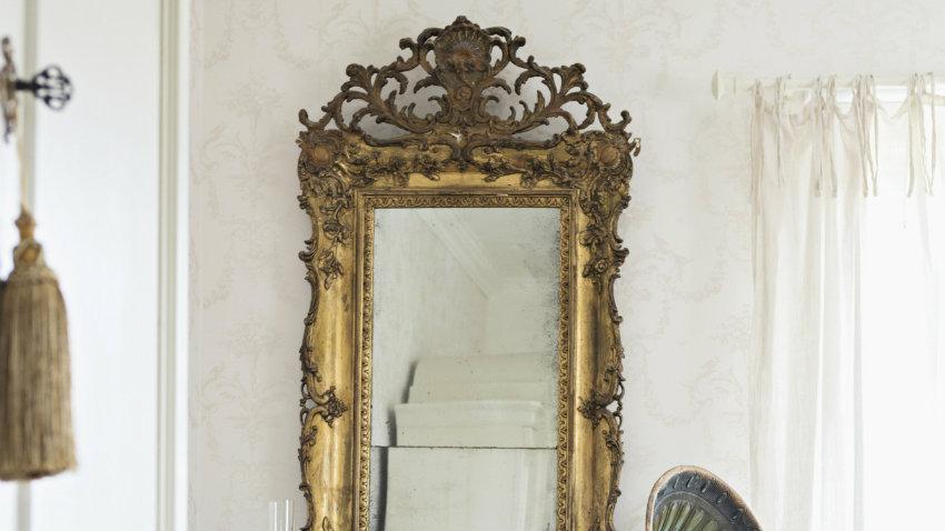 Espejos románticos