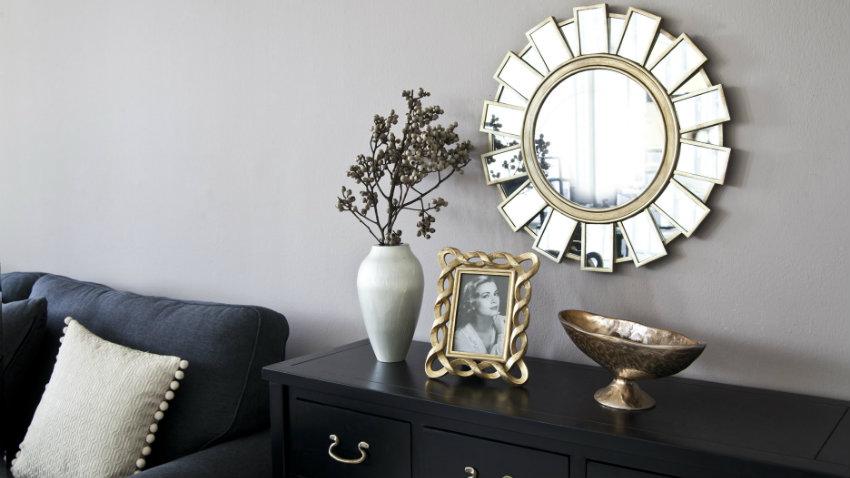 Marcos dorados: decoración exclusiva | WESTWING