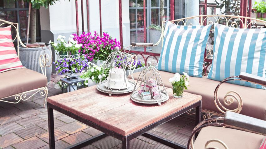 Sofás de terraza: comodidad en tu casa | WESTWING
