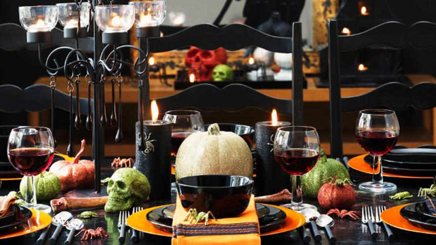 Fiesta de Halloween en casa