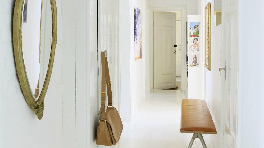 recibidores estrechos espacios con potencial westwing