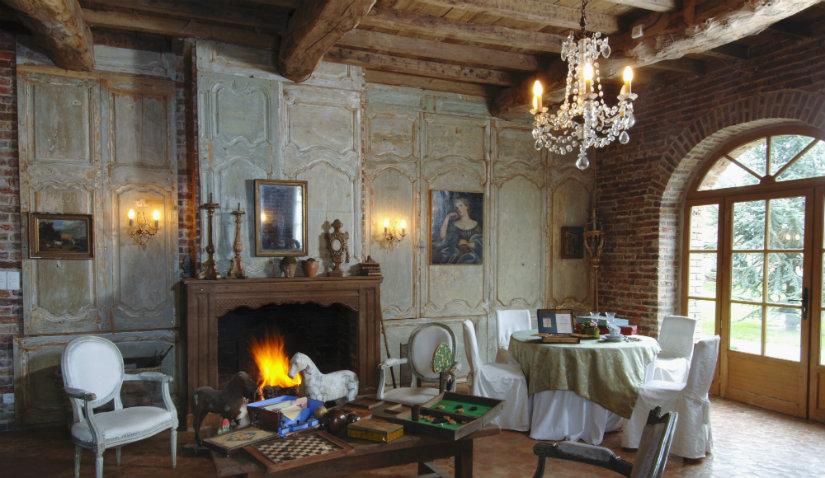 Salones r sticos decora espacios acogedores westwing - Decorar salones rusticos ...