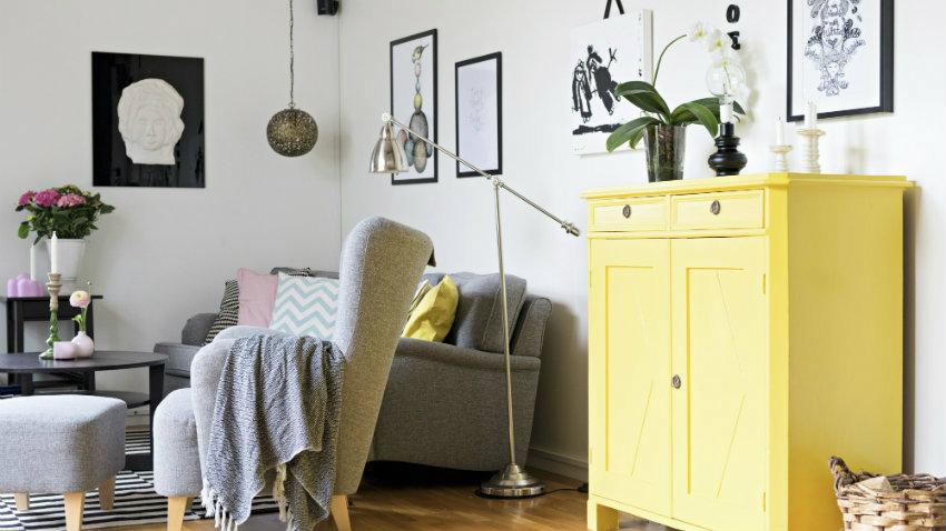 Salones vintage: el encanto de muebles únicos | WESTWING