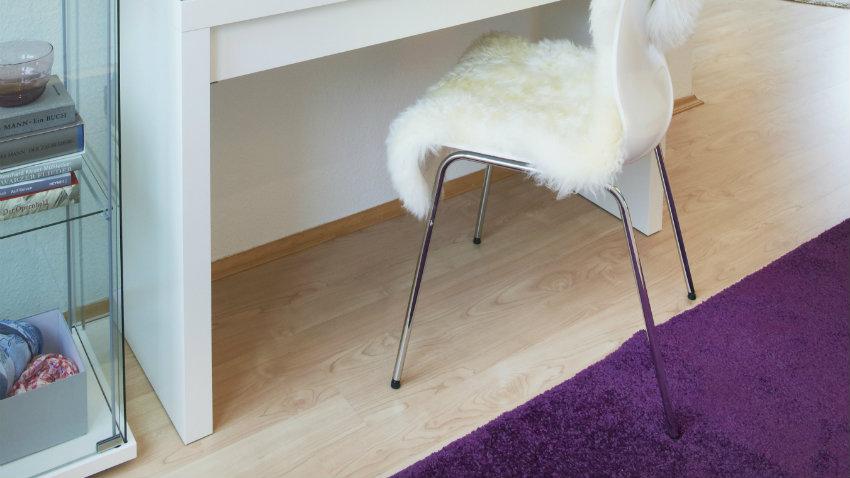 Alfombras moradas un toque de color westwing - Westwing alfombras vinilo ...