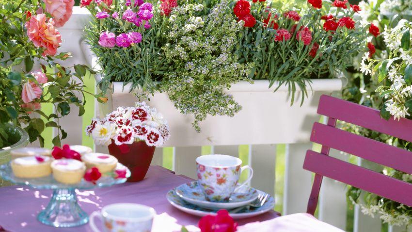 Vallas para terrazas estilo e intimidad en casa westwing for Decoracion vallas jardin