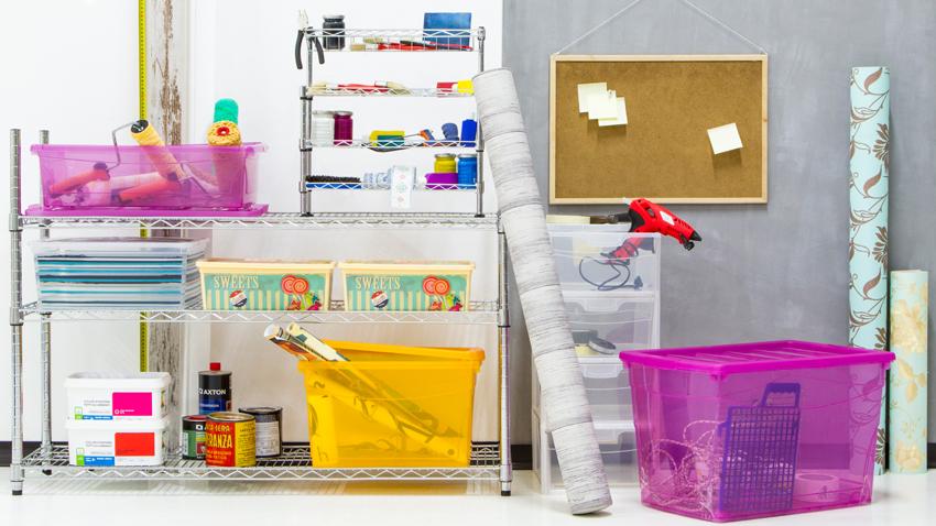 Armarios para garaje todo a mano y organizado westwing - Armario para garaje ...