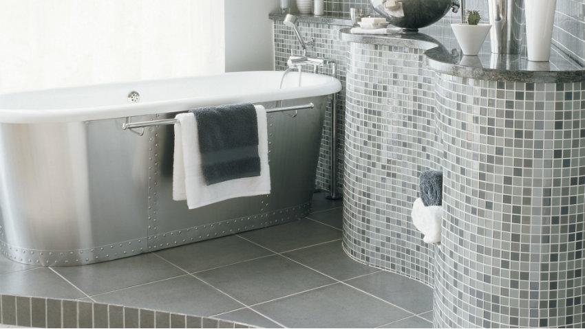 Bañeras de aluminio
