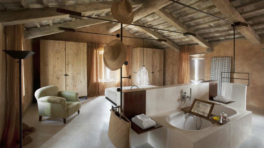 Duchas r sticas cuartos de ba o con encanto westwing for Banos decoracion rustica