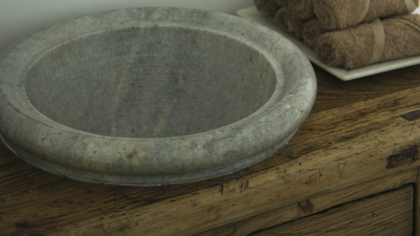 Lavabos de piedra arte y distinci n westwing - Lavabos de piedra ...