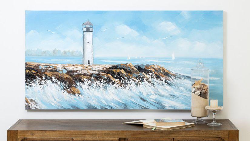 peinture sur toile, tableau acrylique