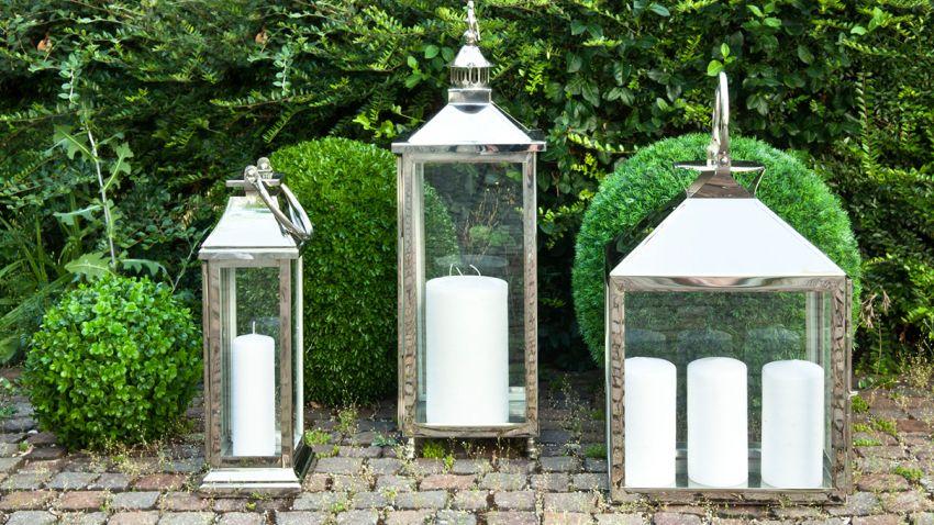 Lanternes en promo westwing ventes priv es d co - Lanterne exterieure bougie ...