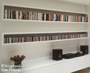Range cd pour toutes vos envies multim dia westwing - Meuble range cd design ...