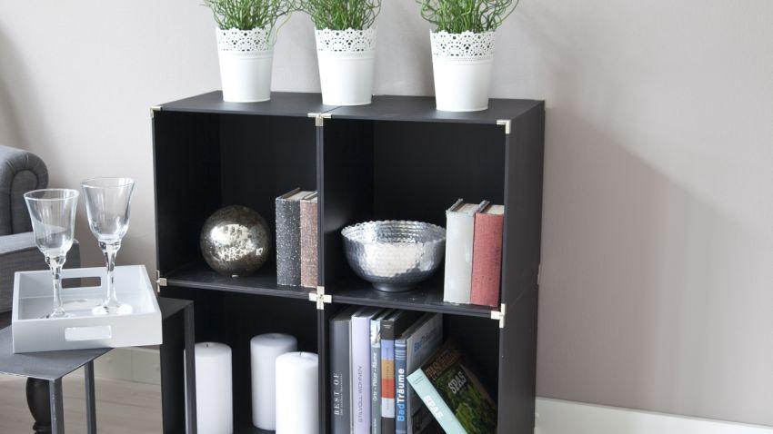 cube de rangement ventes priv es westwing. Black Bedroom Furniture Sets. Home Design Ideas