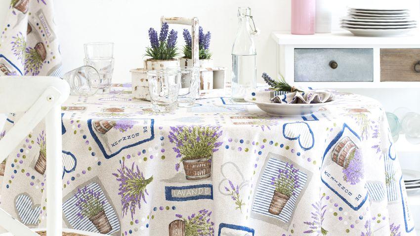 toile cire - Toile Ciree Pour Table De Jardin
