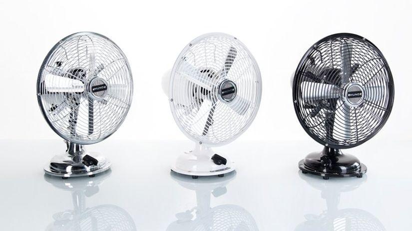 ventilateur, ventilateurs, ventilateur sur pied