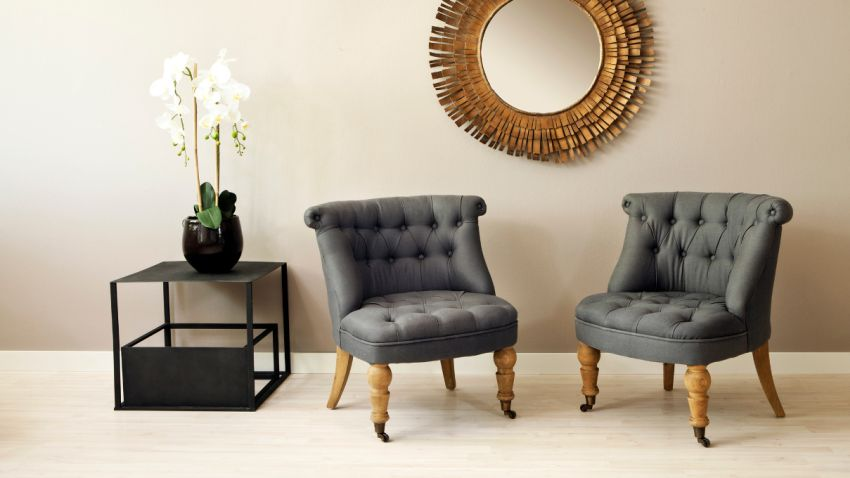 fauteuil crapaud esprit boudoir et intimiste westwing. Black Bedroom Furniture Sets. Home Design Ideas