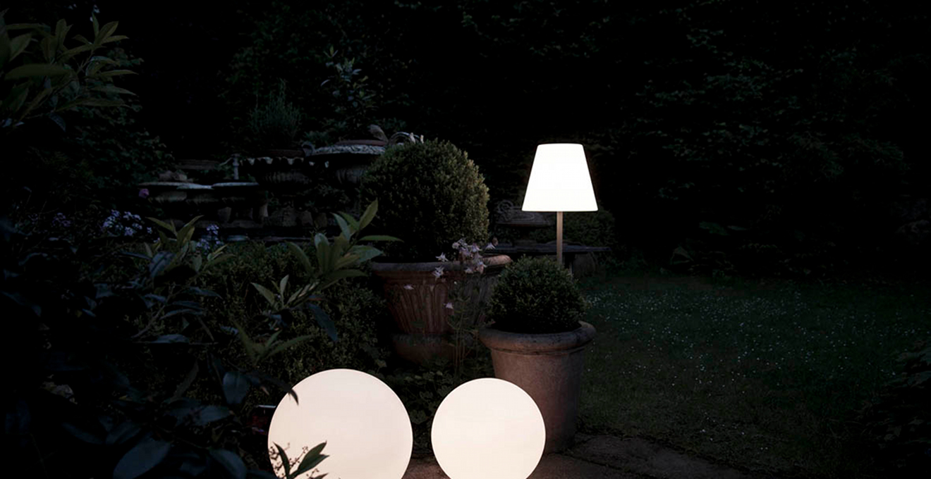 Eclairage de terrasse