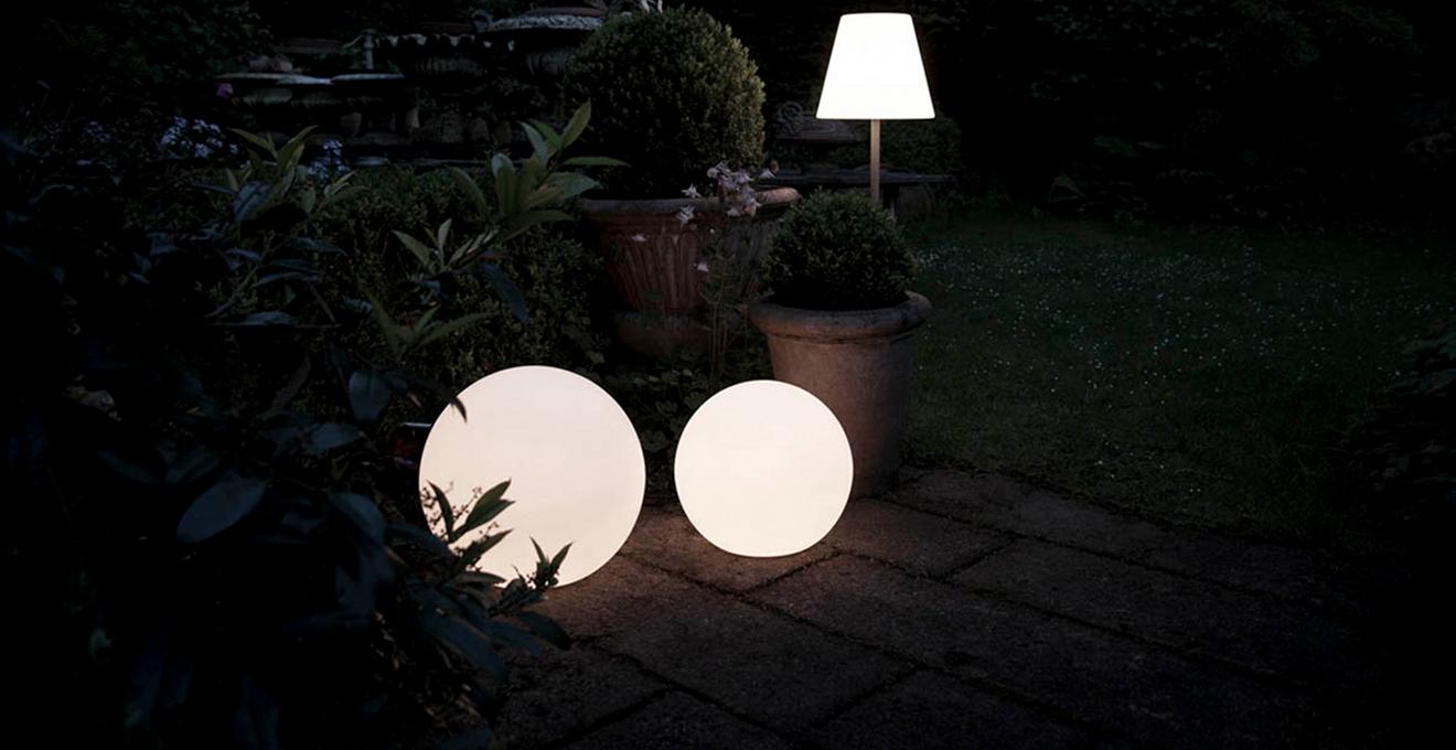 Lampe De Jardin Extérieur