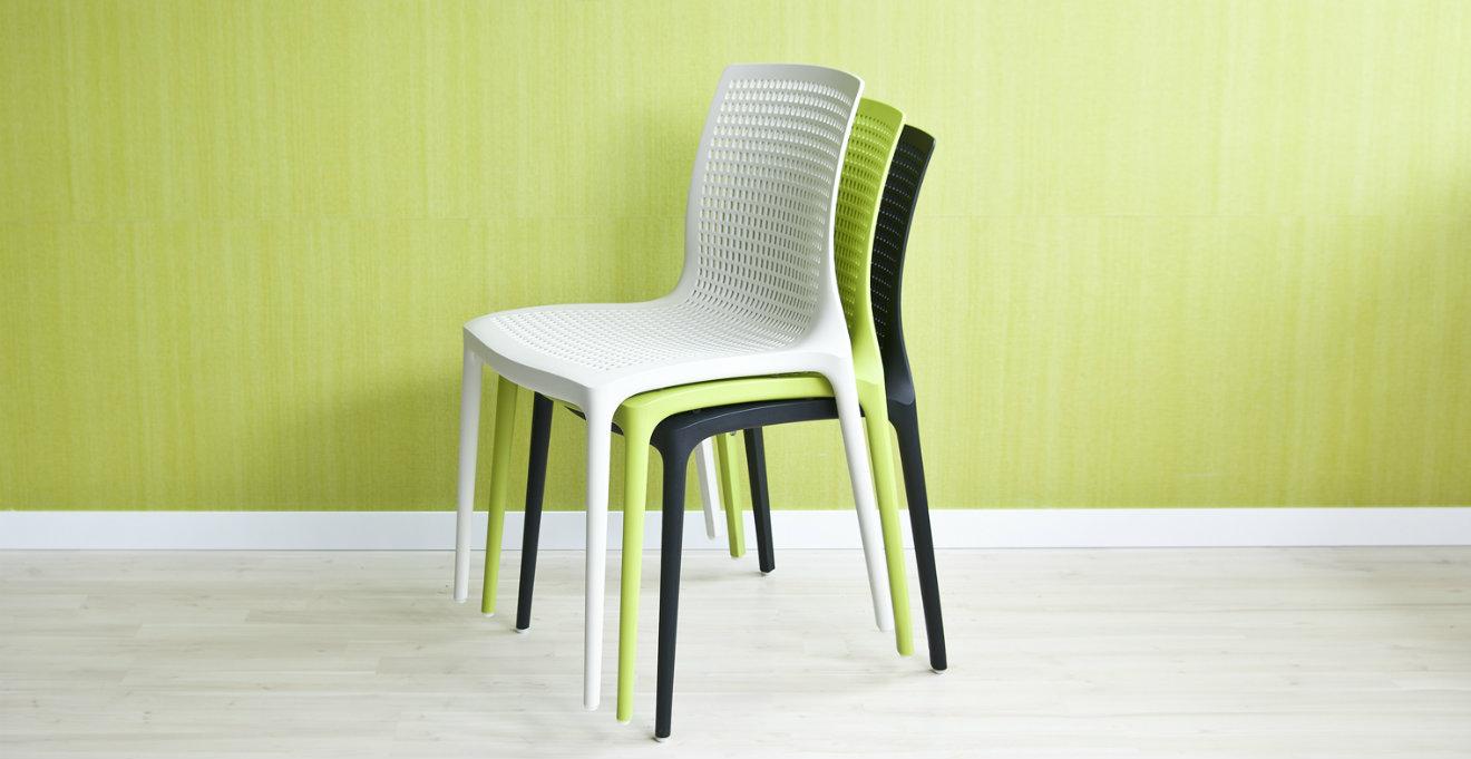 chaise verte - Chaise Verte