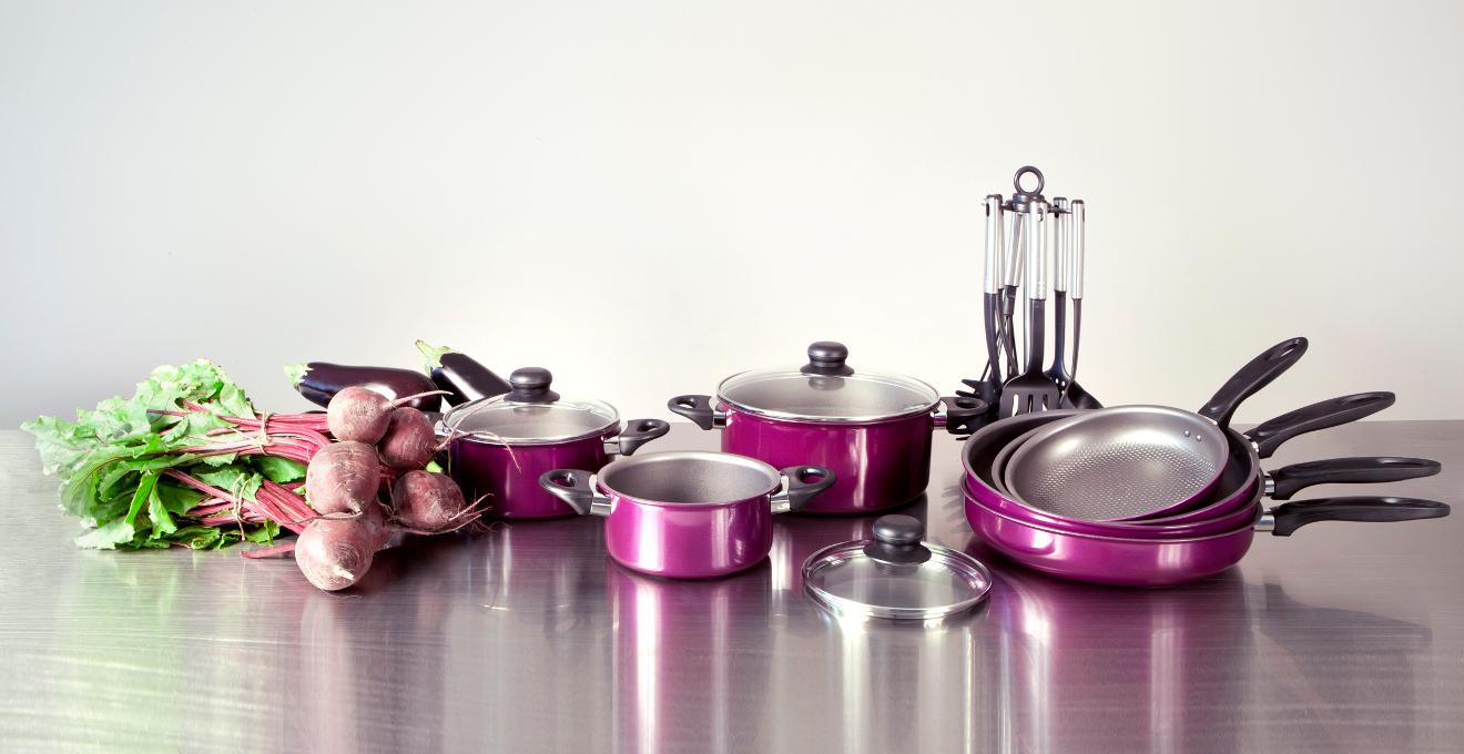 Petite casserole prix d 39 usine sur westwing - Batterie de cuisine induction inox ...
