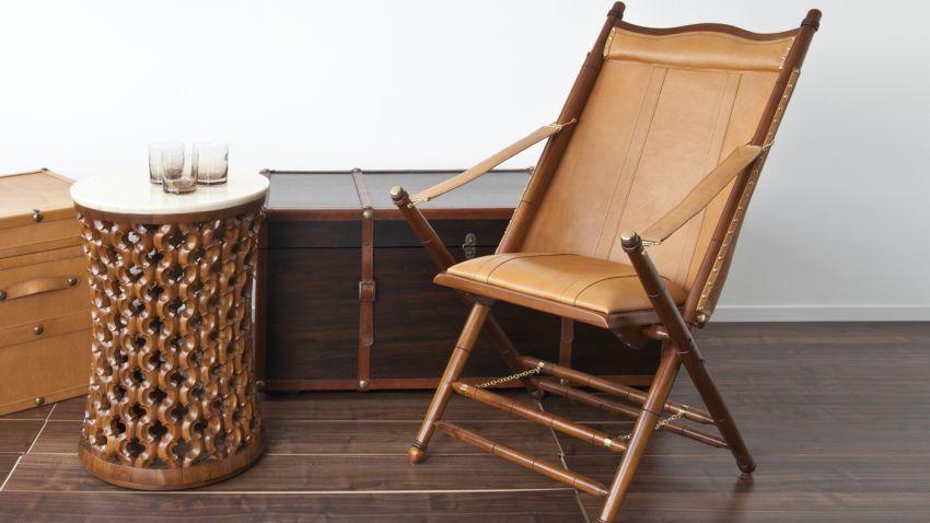 ⇒ Chaise teck : élégance d\'un bois noble | WESTWING