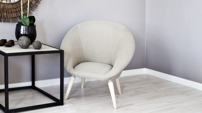 Fauteuil oeuf