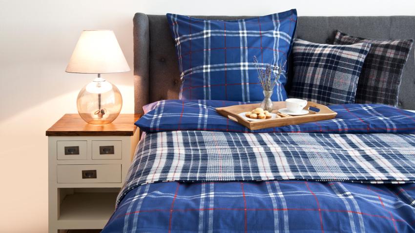 housse de couette bleue ventes priv es westwing. Black Bedroom Furniture Sets. Home Design Ideas