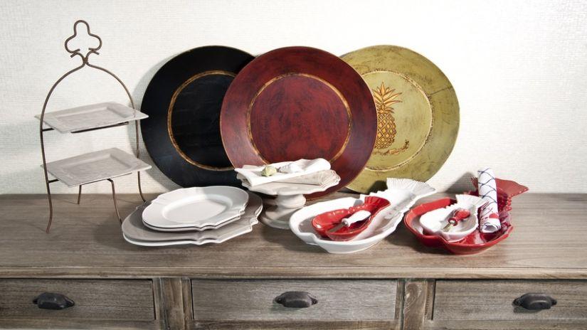 Assiette décorative I WESTWING : ventes privées déco