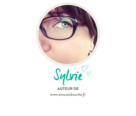 portrait de Sylvie