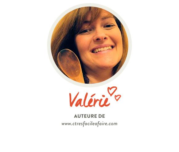 Portrait de Valérie