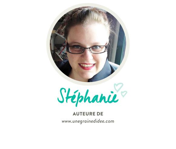 Portrait de Stéphanie